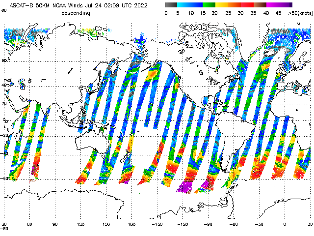 ASCAT-B Descending Pass, Lo-res (20x30deg)